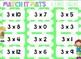 Match It! Multiplication Mats