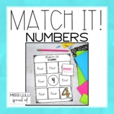Match It! Numbers Work Task