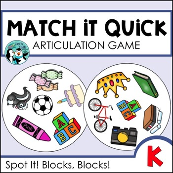 /K/ Game - Match It Quick