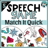 /S/ Blends Game - Match It Quick