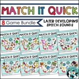 Articulation Games Bundle - Later Developing Sounds