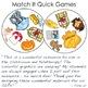 Match It Quick Savings Bundle - Later Developing Sounds