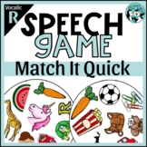 Vocalic R Game - Match It Quick