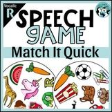 Vocalic R Game | Match It Quick