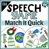 TH Articulation Game | Match It Quick