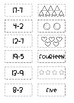 Match It Up- 6 Easy to use Math Centers