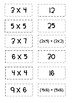 Match It Up! 7 Easy Prep Math Centers