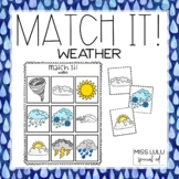 Match It! Weather Independent Matching Work Task