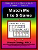Match Me 1 to 5 Game