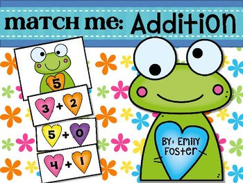 Match Me - Addition Center