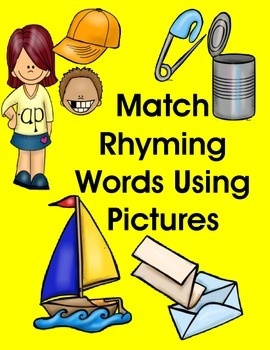 Match Rhyming Words Using Pictures