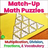 Multiplication Division Puzzles
