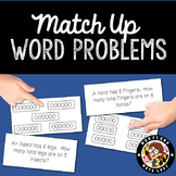 Match Up - Multiplication Problem Solvers