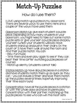 Mixed Math Facts