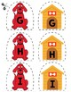 Match Uppercase Letters   Dogs & Doghouses