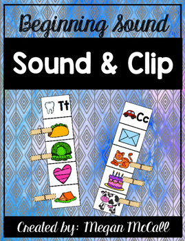 Sound and Clip--Begining Sound