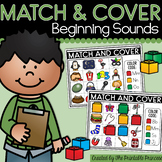 Match and Cover Beginning Sounds Activity
