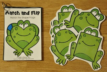 Match and Flip Books Bundle I
