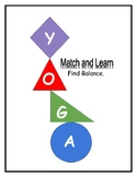 Match and Learn Yoga