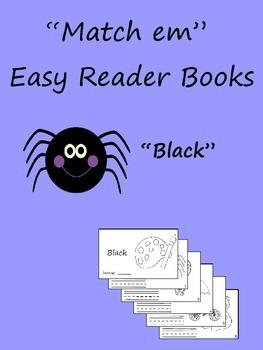 """""""Match em"""" Easy Reader: Black"""