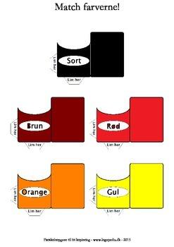 Match farver!