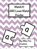 Match it! ABC Lower Match