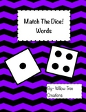 Match it! Dice-number words!