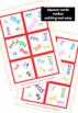 Match-it Sight Word Cards Dobble Spot It Game Set1