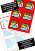 Sight Word Card Game (Dobble, Spot It type game) Set1