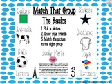 Match that Group! The Basics: Convergent naming, categories, EET support