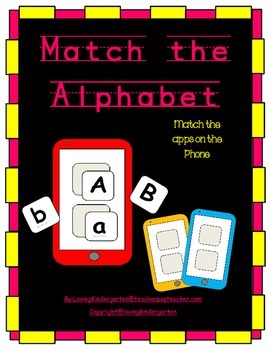 Match the Alphabets