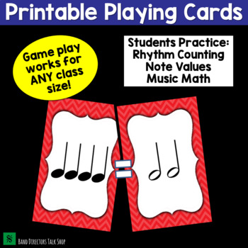 """Match the Beats Game Vol. 1 (A """"Find a Partner"""" Game) – 4 Sets!"""