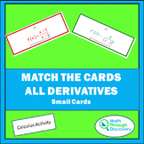 Match All Derivatives - Small Cards