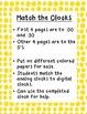 Match the Clocks