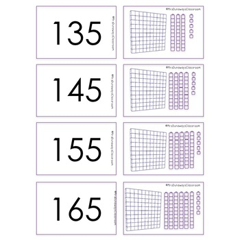 Match the Cubes with the Number 1-170