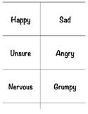 Match the Feelings