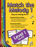 Match the Melody 1; Level 1 (so-mi)