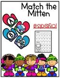 Match the Mitten in Spanish