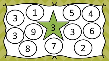 Match the Number