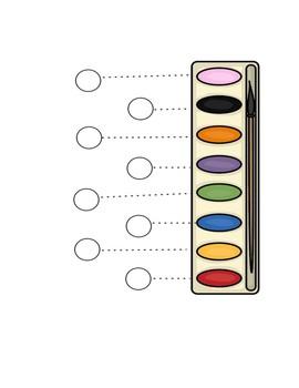 Match the Paint Colors