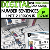 Match the Picture to the Number Sentence DIGITAL TASK CARD