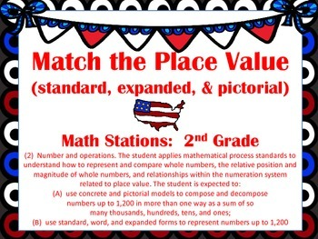 Match the Place Value