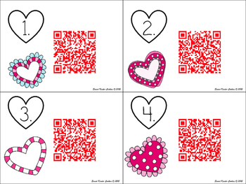 Match the Sound February QR Codes
