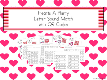 Match the Sound February QR Codes