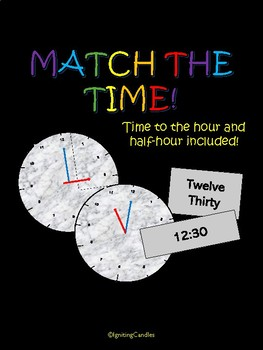 Match the Time!