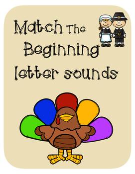 Match the Turkey Feathers