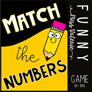Match the Numbers - Game