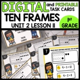 Match the picture with the number sentence DIGITAL TASK CARDS | PRINTABLE