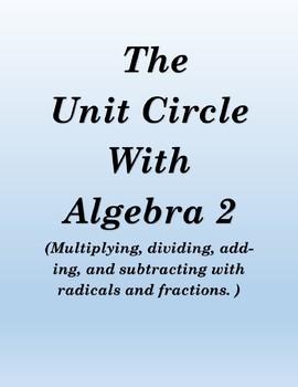 Match trig equations using unit circle (advanced) by Math Rocks