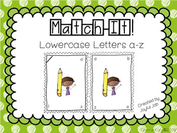 MatchIt!a-zLowercaseLetters